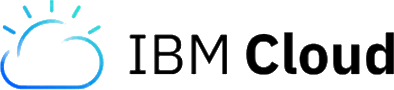 IBM Cloud for startups logo